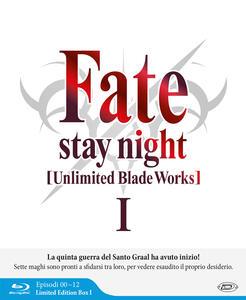 Fate/Stay Night. Unlimited Blade Works. Stagione 1. Episodi 0-12. Limited Edition Box (3 Blu-ray) - Blu-ray
