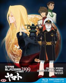 Star Blazers 2199. The Complete Series (4 Blu-ray) di Akihiro Enomoto,Yutaka Izubuchi - Blu-ray