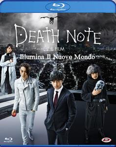 Film Death Note. Il Film. Illumina il nuovo mondo (Blu-ray) Shinsuke Sato