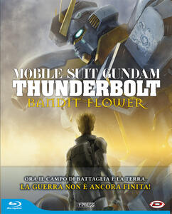 Mobile Suit Gundam Thunderbolt The Movie. Bandit Flower (Blu-ray) di Ko Matsuo - Blu-ray