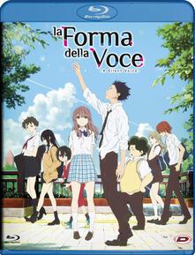 La forma della voce. Standard Edition (Blu-ray) di Naoko Yamada - Blu-ray