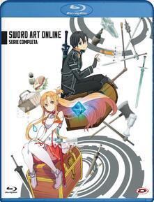 Sword Art Online. The Complete Series (Eps 01-25) (5 Blu-ray) - Blu-ray