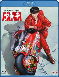 Cover Dvd Akira. 30th Anniversary. Standard Edition (Blu-Ray)