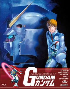 Mobile Suit Gundam. The Complete Series (Eps. 01-42) (5 Blu-ray) di Yoshiyuki Tomino - Blu-ray