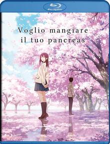 Voglio mangiare il tuo pancreas. Standard Edition (Blu-ray) di Shinichiro Ushijima - Blu-ray