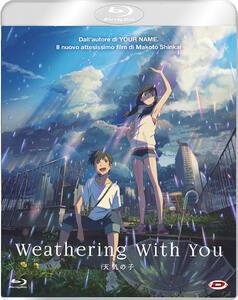Film Weathering with You (Blu-ray) Makoto Shinkai