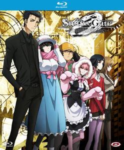 Film Steins Gate 0 (Limited Edition Box-Set) (Eps. 01-24) (4 Blu-ray) Kenichi Kawamura