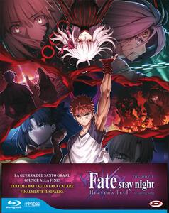 Film Fate/Stay Night - Heaven's Feel 3. Spring Song (First Press) (Blu-ray) Sudo Tomonori