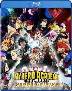 Film My Hero Academia: The Movie - Heroes: Rising Kenji Nagasaki