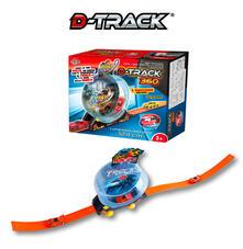 D-Track 360. Pista 124 Cm Con 2 Auto