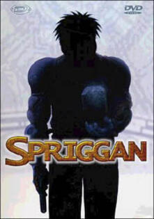 Spriggan, the Movie di Hirotsugu Kawasaki - DVD