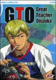G.T.O. Great Teacher Onizuka. Complete Box (9 DVD) di Noriyuki Abe - DVD