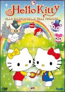Hello Kitty. Alla ricerca delle mele magiche! Vol. 1 - DVD