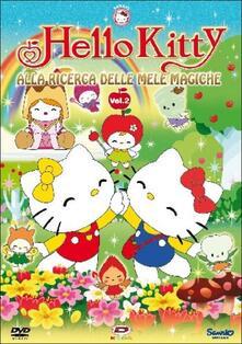 Hello Kitty. Alla ricerca delle mele magiche! Vol. 2 - DVD