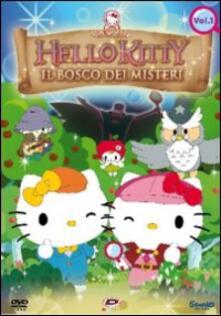 Hello Kitty. Il bosco dei misteri. Vol. 1 - DVD