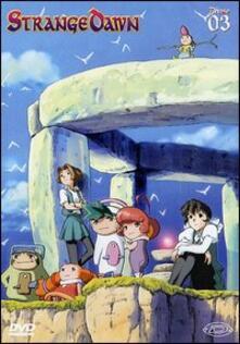 Strange Dawn. Disco 03 di Junichi Sato - DVD