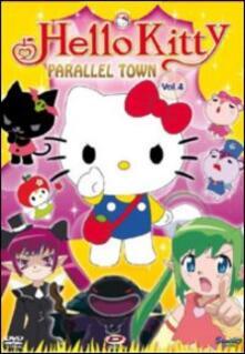 Hello Kitty. Parallel Town. Vol. 4 - DVD