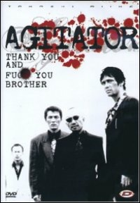 Cover Dvd Agitator