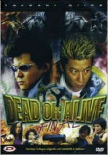 Dead or Alive. Final di Takashi Miike - DVD