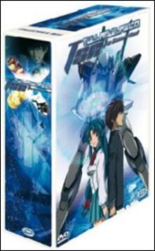 Full Metal Panic. The Second Raid. Box (4 DVD) di Yasuhiro Takemoto - DVD