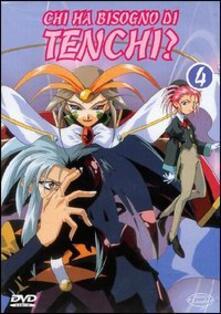 Chi ha bisogno di Tenchi? Disco 04 di Hiroki Hayashi - DVD