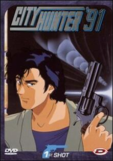 City Hunter Special '91. Vol. 01 di Kiyoshi Egami - DVD