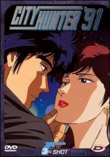 City Hunter Special '91. Vol. 03 di Kiyoshi Egami - DVD