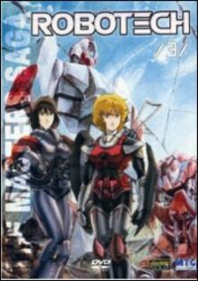 Robotech. Box 03 (4 DVD) di Robert V. Barron - DVD