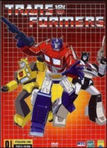 Transformers. Stagione 1. Vol. 1 (2 DVD) di Peter Wallach - DVD