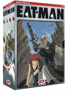 Eat Man. Complete Box Set (4 DVD) di Koichi Mashimo - DVD