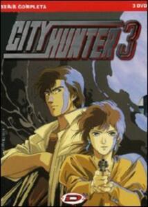 City Hunter. Serie 3. Complete Box Set (3 DVD) - DVD
