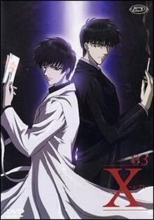 X Vol. 03 di Yoshiaki Kawajiri - DVD