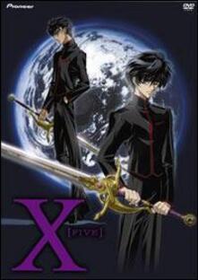 X Vol. 06 di Yoshiaki Kawajiri - DVD