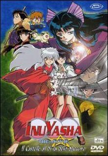 Inuyasha. The Movie 2. Il castello al di là dello specchio di Toshiya Shinohara - DVD