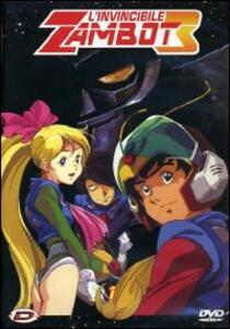 L' invincibile Zambot 3. Vol. 1 di Yoshikazu Yasuhiko,Yoshiyuki Tomino - DVD