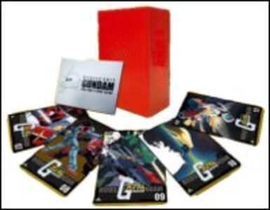 Mobile Suit Gundam. Box 2 (5 DVD)<span>.</span> Limited Edition di Yoshiyuki Tomino - DVD