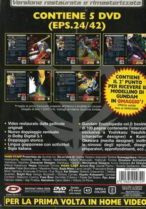 Mobile Suit Gundam. Box 2 (5 DVD)<span>.</span> Limited Edition di Yoshiyuki Tomino - DVD - 2