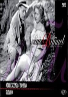 Adolescenza torbida di Luis Buñuel - DVD