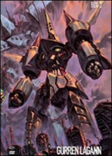 Gurren Lagann. Sfondamento dei cieli. Box 02 (3 DVD) di Hiroshi Iketomi,Hiroyuki Imaishi - DVD