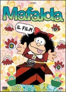Mafalda. Il film di Carlos D. Marquez - DVD