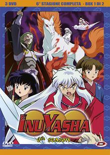 Inuyasha. Stagione 6. Box 1 (3 DVD) - DVD