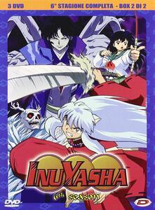 Inuyasha. Stagione 6. Box 2 (3 DVD) - DVD