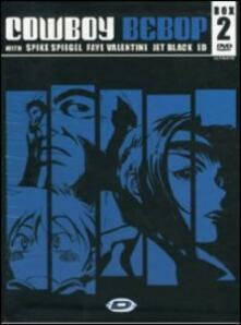 Cowboy Bebop. Ultimate Edition. Box 2 (4 DVD) di Hajime Yatate - DVD