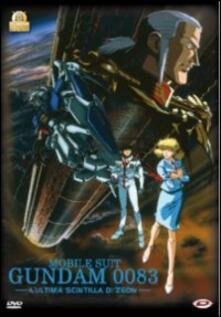 Mobile Suit Gundam 0083. The Movie. L'Ultima Scintilla Di Zeon di Takashi Imanishi - DVD