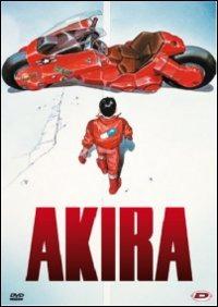Cover Dvd Akira