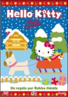 Hello Kitty. Buon Natale. Un regalo per Babbo Natale - DVD
