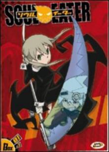 Soul Eater. Box 1 (3 DVD) di Takuya Igarashi - DVD
