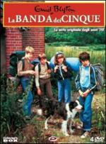 La banda dei cinque (4 DVD)
