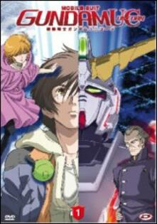 Mobile Suit Gundam Unicorn. Vol. 1. Il giorno dell'unicorno di Kazuhiro Furuhashi - DVD