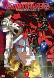 Mobile Suit Gundam Unicorn. Vol. 2. La cometa rossa di Kazuhiro Furuhashi - DVD